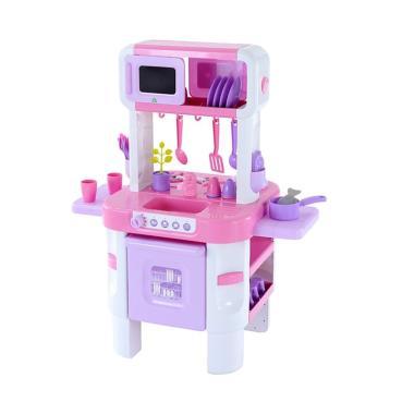 Кухня elc розовая