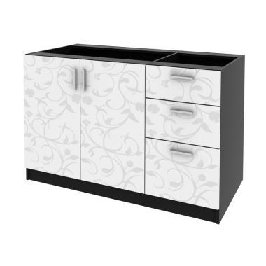 Jual fcenter kb 03 bawah kitchen set online harga for Kitchen set bawah