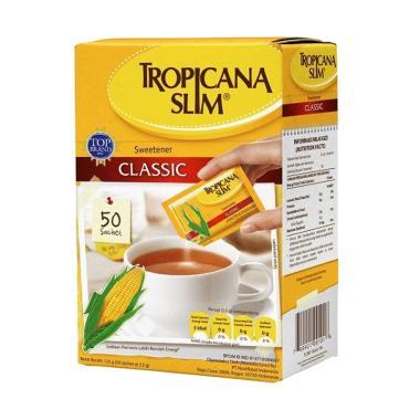 Daftar Harga Tropicana Slim Sweetener Terbaru