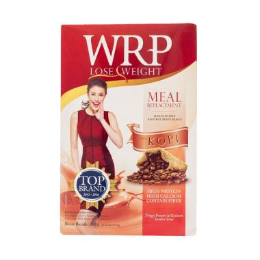 WRP MEAL REPLACEMENT CHOCOLATE 324G (6 Sachet)