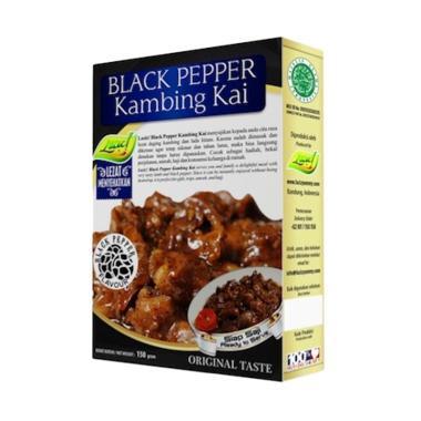 Jual Kai Laziz Black Pepper Kambing Kai Makanan Instant