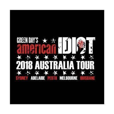 Jual Ibu Dibjo Travel Green Days American Idiot Musical