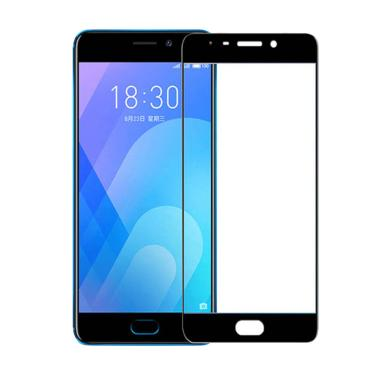 Jual OEM LP Full Tempered Glass Screen Protector For Meizu