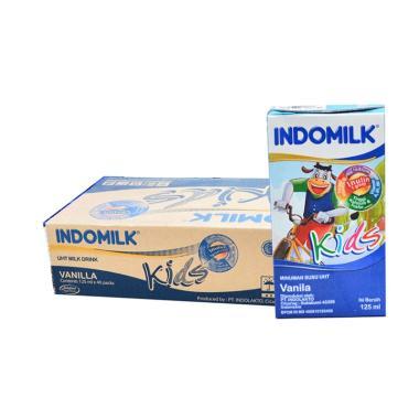 Indomilk: Susu Bubuk Dengan Nutrisi Lengkap untuk Generasi Z