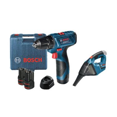 jual bosch gsr 120 li cordless drill mesin bor biru bosch gas 12v li cordless dry vacuum. Black Bedroom Furniture Sets. Home Design Ideas