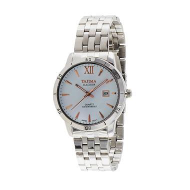 Harga Tajima Date Analog jual tajima analog jam tangan pria 7001 ga 03 putih