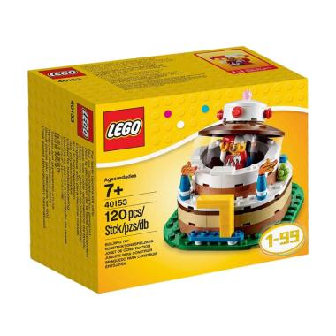 Jual Cake Decorating Kit : Jual Daily Deals - LEGO 40153 Birthday Table Decoration ...