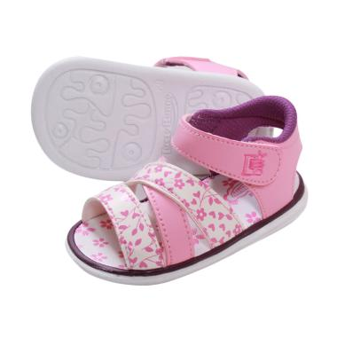 Jual Lusty Bunny Baby Shoes Motive Little Flower Sepatu