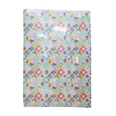Jual Wonderland Baby Lampin Kasur Matras - Multicolor [100 ...
