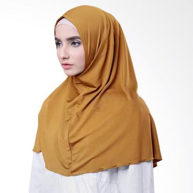 Konsep 17 Jilbab Kuning Mustard