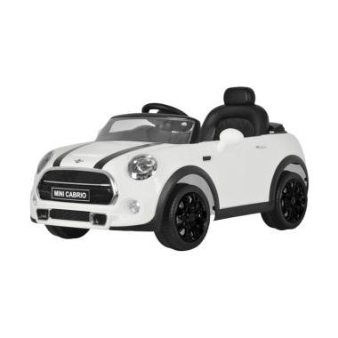 jual tomindo mini cooper cabrio mobil aki putih area jabodetabek pulau jawa online harga. Black Bedroom Furniture Sets. Home Design Ideas