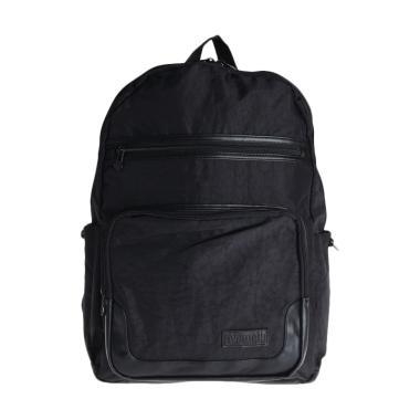 Jual Airwalk Maurice Backpack Black Aiwbpu61002b
