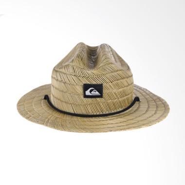 Jual Quiksilver Pierside Slim M Hats Natural Topi Pria