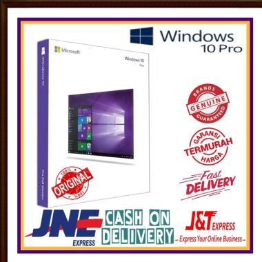 Product Key Windows 10 Pro 64 Bit - Harga Terbaru Januari ...