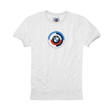 Jual bmw motorsport men 39 s heritage t shirt baju bmw online for Bmw t shirt online