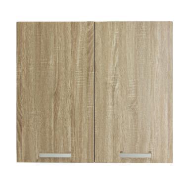 Jual kirana furniture ucd912 denver 2 pintu kitchen set for Pintu kitchen set