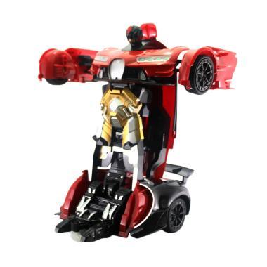 Jual Yoyo RC Transformer Robots Mainan Remote Control