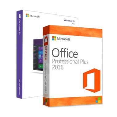 Product Key Windows 10 Pro 64 Bit - Harga Terbaru November ...