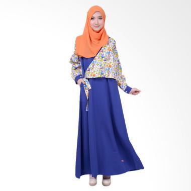 Jual Nibras NB 146 Gamis Busana Baju Muslim