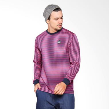 Jual Baju Kaos Pria Warna Pink Terbaru - Harga Murah