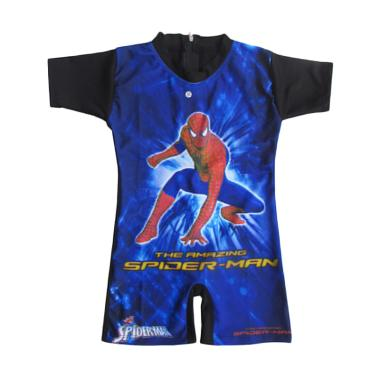 Jual Rainy Collections Karakter Spiderman Baju Renang Anak