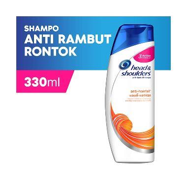 Head & Shoulders Anti Hair Fall Shampoo [330 mL]