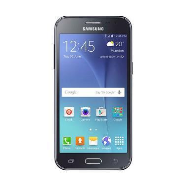 Samsung Galaxy J200 Smartphone - Black [8GB/ 1GB]