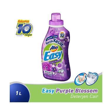 Attack Easy Liquid Purple Blossom Botol Detergent [1000 ml]