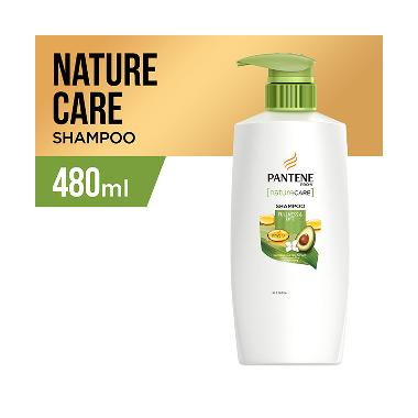 Pantene Nature Care Fullness & Life Shampoo [480 mL]