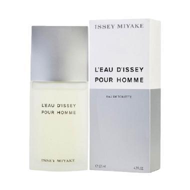 Issey Miyake L eau D issey Man EDT Parfum Pria [125 mL]