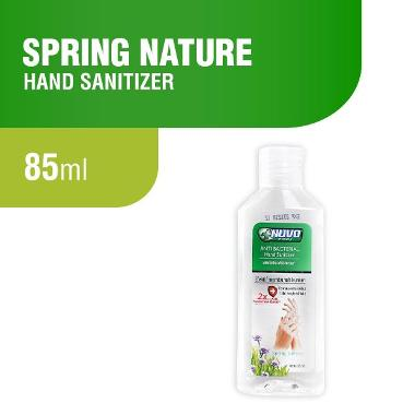Nuvo Hand Sanitizer Spring Nature [85 mL]