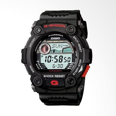 CASIO G-SHOCK Rescue Series G-7900-1 Black Jam Tangan Pria