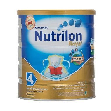 Nutrilon Royal 4 Vanilla Susu Formula [800 gr]