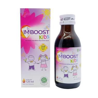Imboost Kids Multivitamin [120 mL]