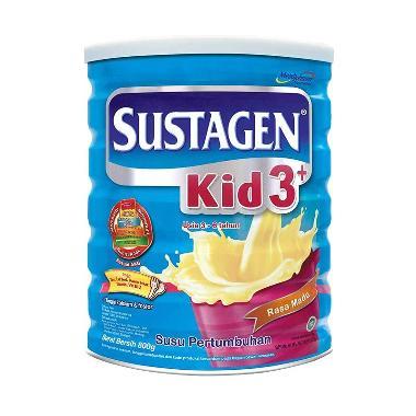 Sustagen Kid 3+ Madu Susu Formula [800 gr]