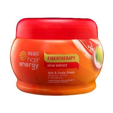 Makarizo Hair Energy Fibertherapy Olive Oil [500 gr]