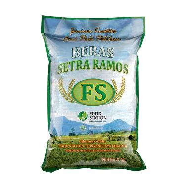 Jual FS Setra Ramos Beras [5 kg] Online - Harga & Kualitas