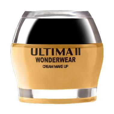 Jual Ultima II Wonderwear Cream Makeup Sand Foundation