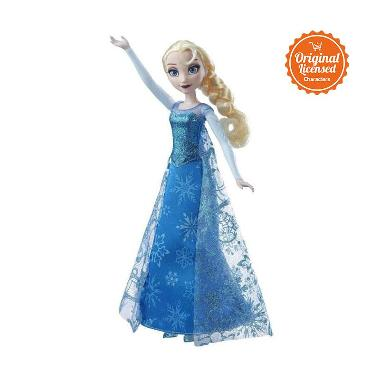 Disney Frozen Musical Lights Elsa Mainan Anak