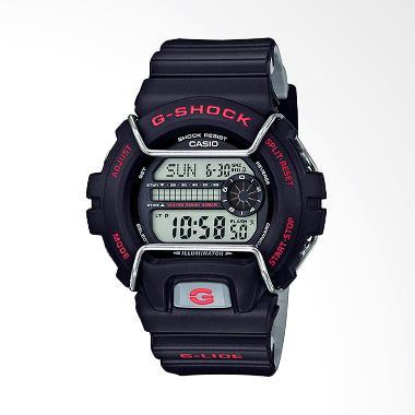 Casio G-Shock GLS-6900-1DR Jam Tangan Pria - Hitam