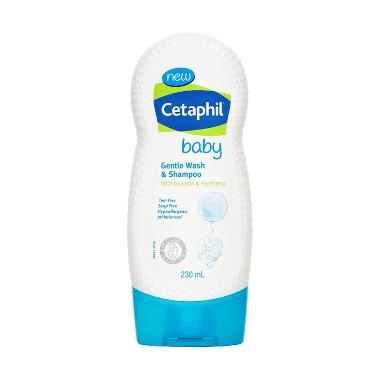 Cetaphil Baby Gentle Wash & Shampoo [230 mL]