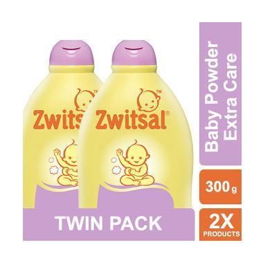WNPC - Zwitsal Extra Care Baby Powder - [300g g/2 Pcs] 21037188