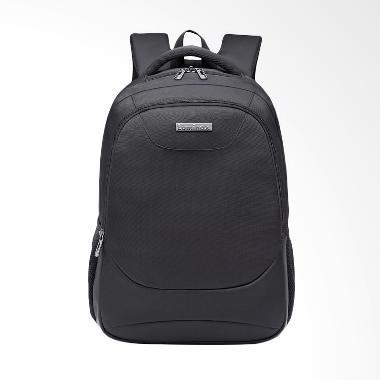 Luminox 62059 Tas Ransel Laptop Tahan Air Up to 15 inch Backpack - Hitam e748f8e0853a4
