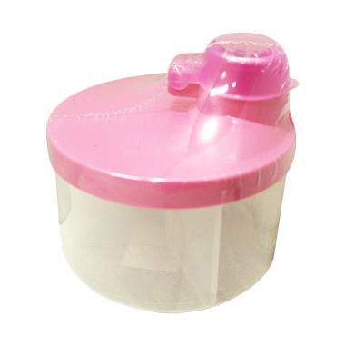 Anakku Milk Powder Container - Pink