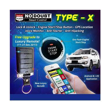 No Doubt Smart Control Mobil Universal