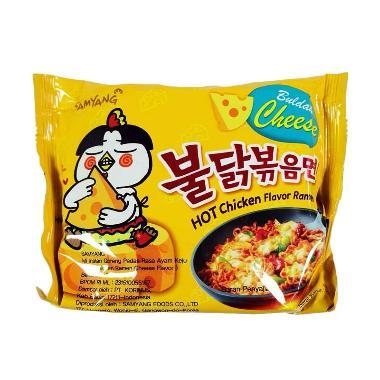 harga Samyang Cheese Ramen Makanan Instan Blibli.com
