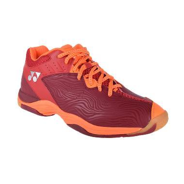 Yonex Tru Cushion SRCP CFT Sepatu Badminton - Red BSHSRCPCFTZZ-RDZZZZ