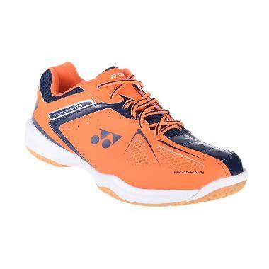 Yonex Power Cushion 35 Sepatu Badminton - Orange BSHSHB35EXZZ-ORZZZZ