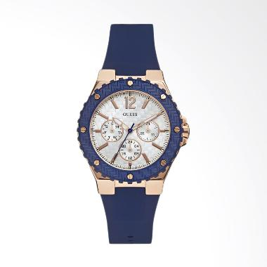GUESS W0149L5 Overdrive Guess Watch Rubber ...
