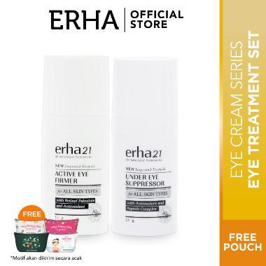 ERHA Value Pack Eye Series - Paket Krim Mata